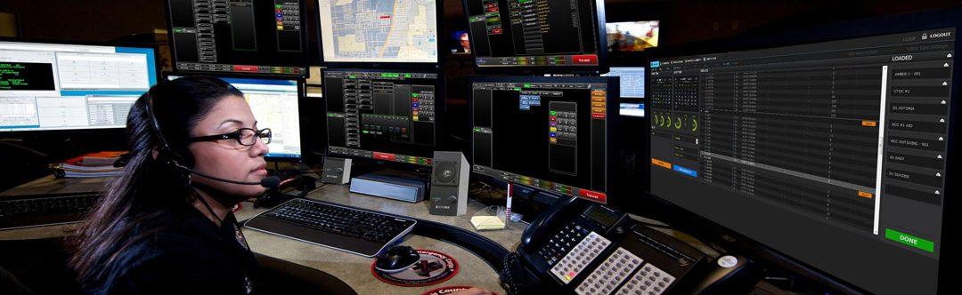 911 dispatch consoles