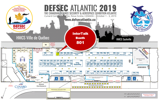 DEFSEC Atlantic 2019