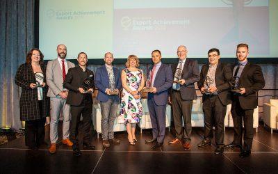 InterTalk Wins Innovation Award at NSBI Export Awards