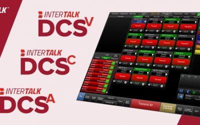 InterTalk Dispatch Console Tiers