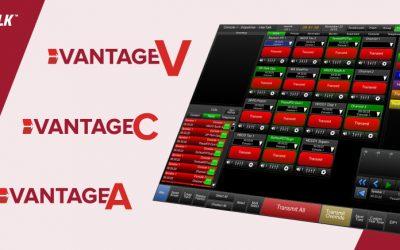 Vantage Dispatch Console Tiers