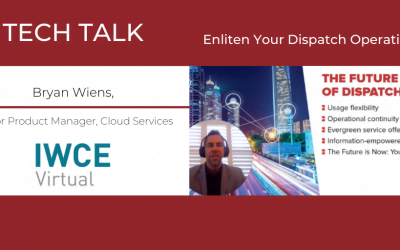 Enliten Your Dispatch Operations – Bryan Wiens