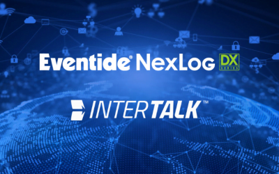 InterTalk DCS can now interface with Eventide via SIPREC